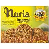 Birba - Nuria - Galletas Integrales, Ricas en Fibra, 470 gr