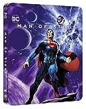 L' Uomo d'Acciaio DC (Steelbook - Esclusiva Amazon)