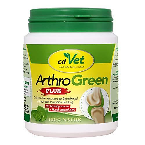 cdVet Naturprodukte - ArthroGreen plus / 473 - Traitement articulations - 75 g
