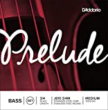 D'Addario Prelude Bass Strings (コントラバスセット弦/ミディアム)