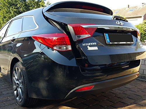 Lufty® - Hyundai - i40 - Heckbelüftung (Gr.L, Motorschliessung, Klappe, Komfort)