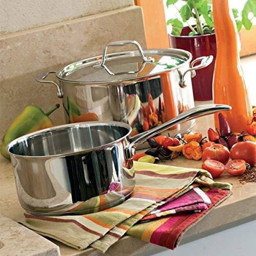 Bekaline 12069164 Chef, Coperchio in acciaio inox, 16 cm