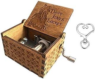 Amazon.es: caja musical davy jones