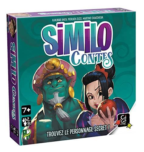 Gigamic- SIMILO Contes, HSCO