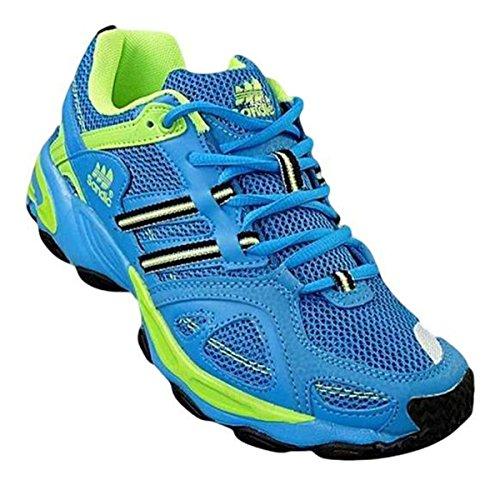 Bootsland 671 Neon Turnschuhe Sneaker Sportschuhe Unisex, Schuhgröße:44