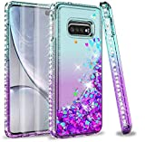 LeYi Galaxy S10e Case and 2 PET Screen Protector, Girl 3D