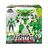 MINI FORCE Miniforce Super Dino Power 2 TYRA Jackie TyraJacky Armorbot Dinosaur Robot Toy