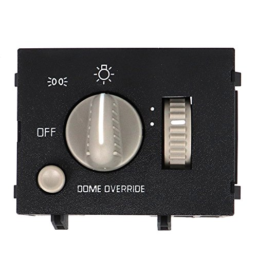 Headlight Switch Compatible with C1500 K1500 D1523H for Express 1995 1996 1997 1998 Headlamp Dimmer HLS31