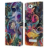 Official Cosmo18 Decorative Jupiter Fantasy Leather Book
