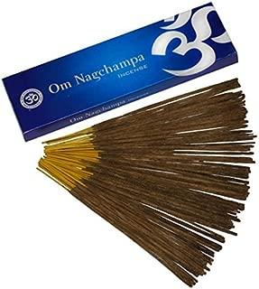 Om Nagchampa Nag Champa Premium Incense Fragrance 100 Grams Box (1)