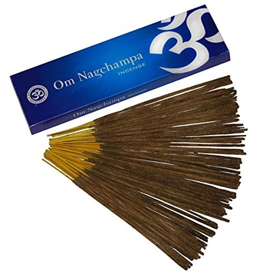包帯現像電話をかけるOm Nagchampa Nag ChampaプレミアムIncense Fragrance 15?g 40?g 100?g 100g ブラウン B00MV3LZ9E