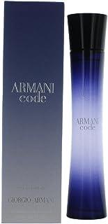 Armani Armani Code Femme Agua de perfume Vaporizador 75 ml