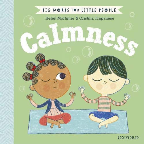 Big Words for Little People Calmness