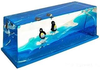 ALPI International, Ltd. Wave Paperweight Penguins
