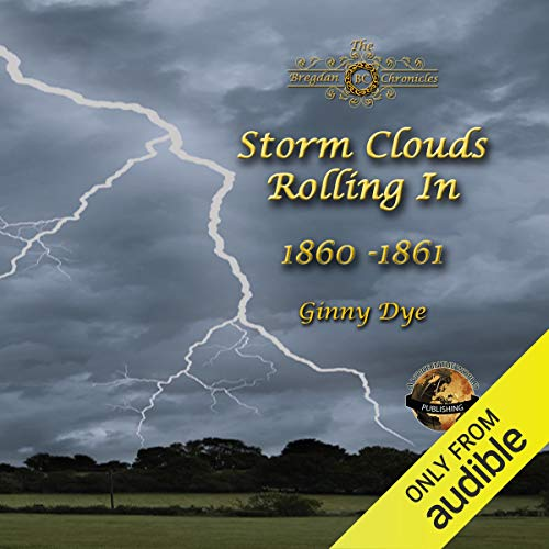 Storm Clouds Rolling In  By  cover art