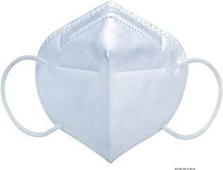 Generic Brand Labs KN 95 Mask White (10)