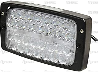 2 x Faro de Trabajo LED Fendt/Massey Fergusson/Case, Tipo Hella 60W - 3280 Lúmenes