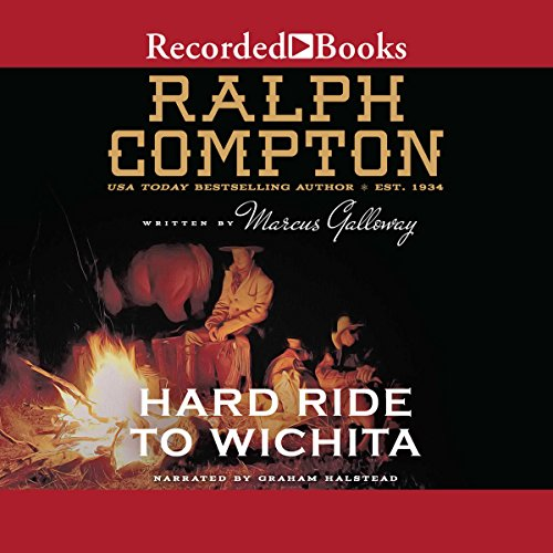 Hard Ride to Wichita audiobook cover art