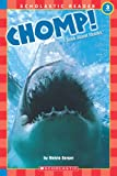 Chomp: A Book About Sharks (Hello Reader!, Science. Level 3)