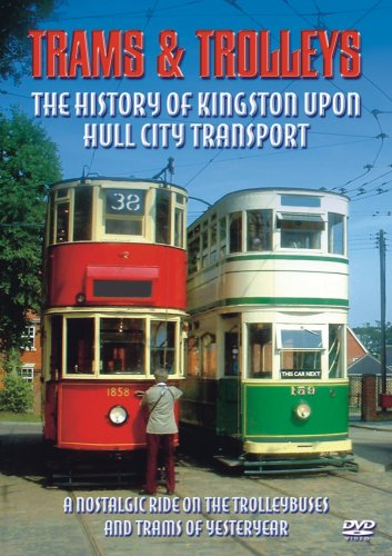 Trams And Trolleys [Reino Unido] [DVD]