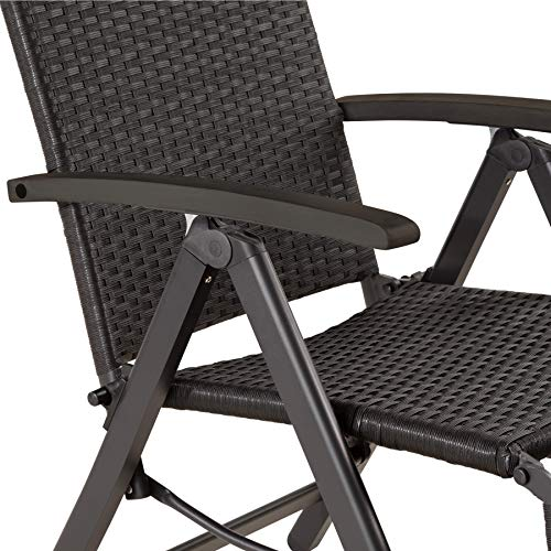 TecTake 800720 Relaxing Chair recliner mechanism