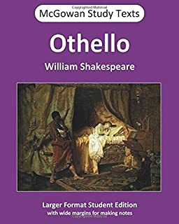 Othello (McGowan Study Texts) (Volume 11)