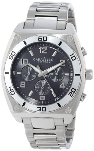 Caravelle New York Men's 43A120 Analog...