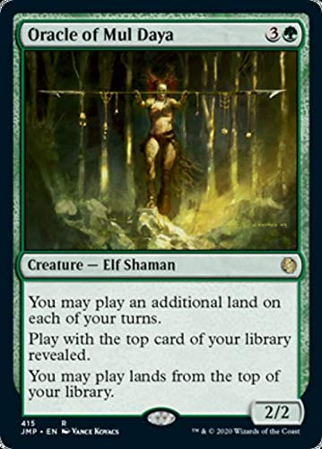 Magic: The Gathering - Oracle of MUL Daya - Jumpstart