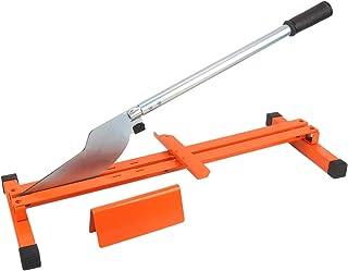 Sponsored Ad – Nisorpa Laminate Flooring Cutter 210mm Vinyl Plank Hand Cutter Lightweight Guillotine Steel Blade with Simp...