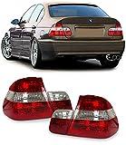 Carparts-Online 10053 Rückleuchten Facelift Optik