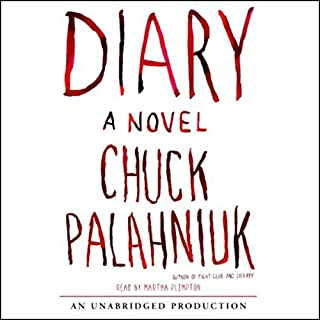 Diary audiobook cover art