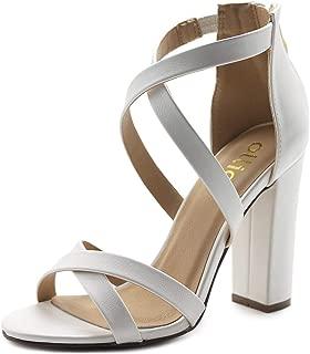 Best 4 white heels Reviews