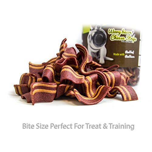 Pet Magasin Beef Bacon Dog Snack