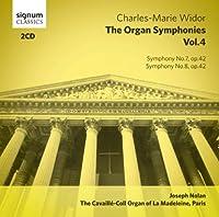 Widor: the Complete Organ Works Vol. 4