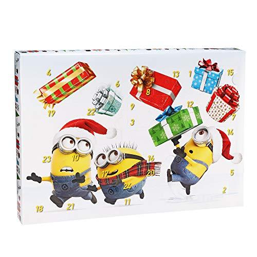 Sambro Minions Adventskalender 2020 inklusive Minions Bop Bag Boxsack