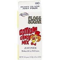 """優遇Essentials CE Floss sugar-grape-1ctコットンキャンディフロスsugar-grape、4インチ高さ、4""""幅、9""""長"""