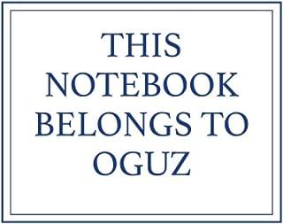 This Notebook Belongs to Oguz