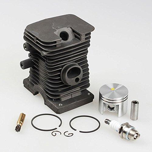 New miglior prezzo 38mm cilindro pistone kit con accensione con pompa olio per motosega Stihl Calm MS180018parti