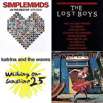 Teen Movie Soundtracks: 1980s