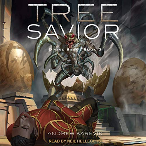 Tree Savior: Divine Seed Series, Book 3