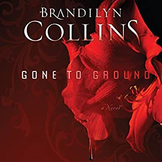 Gone to Ground audiobook cover art