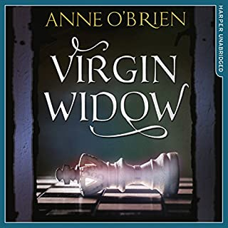 Virgin Widow                   By:                                                                                                                                 Anne O'Brien                               Narrated by:                                                                                                                                 Laura Kirman                      Length: 14 hrs and 32 mins     32 ratings     Overall 4.4