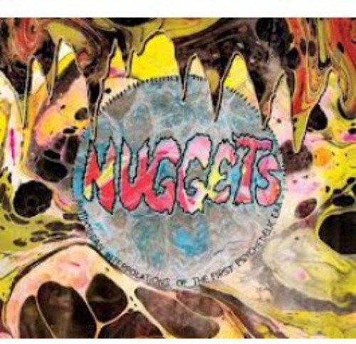 Nuggets: Antipodean Interpolations Of The First Psychedelic Era