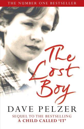 『The Lost Boy (English Edition)』のトップ画像