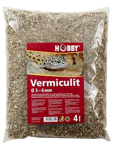 Hobby 36325 Vermiculit, Durchmesser 3-6 mm, 4 l