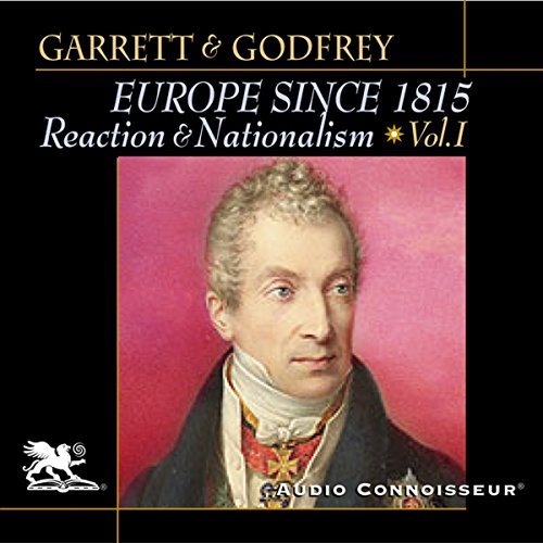 Europe Since 1815, Volume 1 audiobook cover art