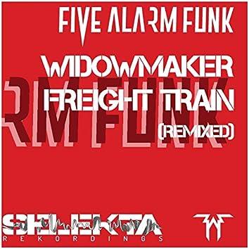 Widowmaker / Freight Train (Remixed)