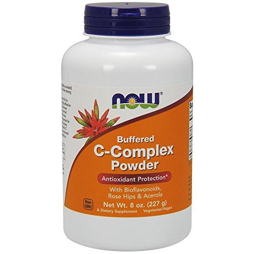 Now Foods La vitamina C-Complejo polvo, Buffered - 227g 280 g