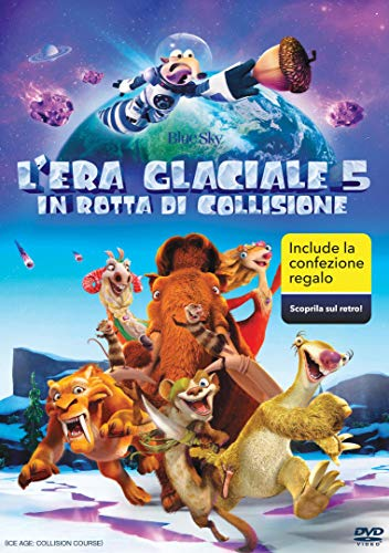 L\'Era Glaciale 5 - In Rotta Di Collisione + Gift Pack