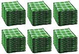 60 Pack of Bulk Soft Fleece Blankets 50' X 60', Cozy Warm Throw Blanket Sofa Travel Outdoor, Wholesale